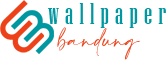 Wallpaper Dinding Bandung Logo